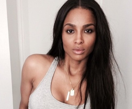 Wowza! Ciara Shows Off Amazing Post-Baby Bod in Calvin Klein Underwear