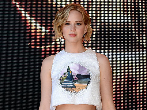 Jennifer Lawrence Lashes Out, Calls Nude Photos Leak a 'Sex Crime'