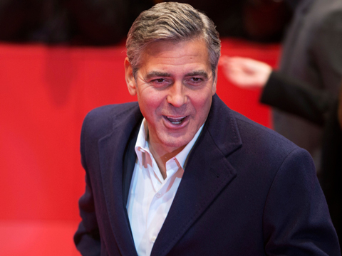 George Clooney Tomorrowland visit ComicCon New York in October George-clooney-1-480x360