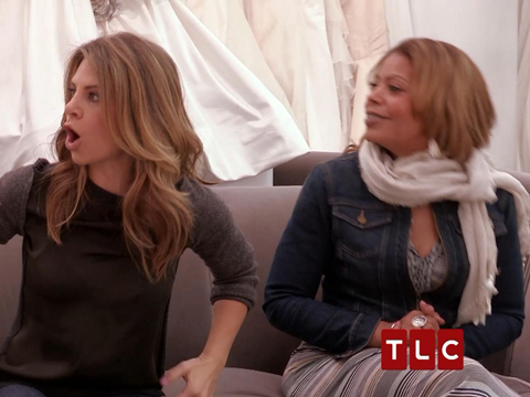 Jillian Michaels Reunites with 'Biggest Loser' Contestant on 'Say Yes to the Dress'