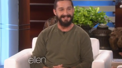 Shia LaBeouf Explains Past Bad Behavior: 'I Went Through, Like, an Existential Crisis'