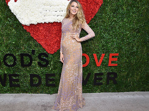 Blake Lively on Pregnancy Fashion: 'Whatever Will Zip!'