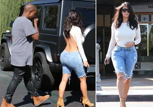 Kim Kardashian S Extreme Beauty Secret Waist Training Extratv Com
