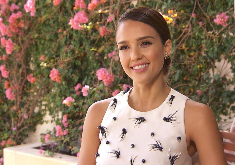 What Happened When Jessica Alba Let Her 3-Year-Old Choose Her Halloween Costume?