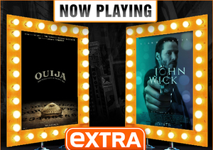 Now Playing Live Movie Reviews: 'John Wick' vs. 'Ouija'