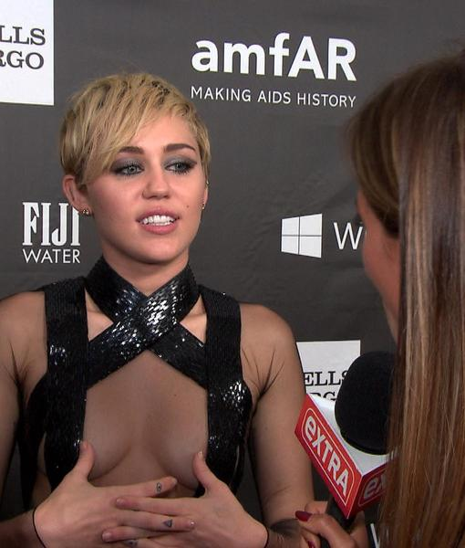 Miley Cyrus on Being Viva Glam's Spokesperson, Her Plans for Halloween