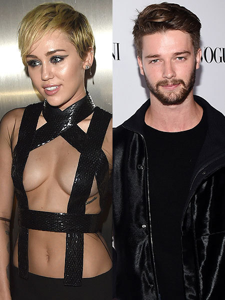 Miley cyrus and patrick schwarzenegger siblings are dating