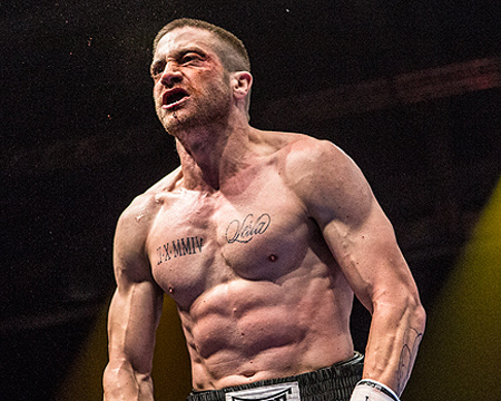 Did Jake Gyllenhaal S Obsessive Southpaw Workouts Lead To Breakup on oscar brown junior the snake