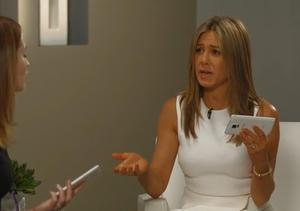Jennifer Aniston and Emily Blunt Share Their Most Embarrassing On-Set Moments