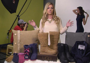 'Extra' Trend Spotter: Holiday Gift Ideas from UGG Australia!