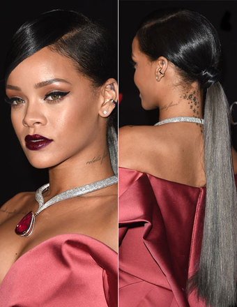 Rihanna Did What With Her Hair Find Out The Newest Craze