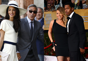 Star Hookups & Breakups for 2014: George & Amal, Mariah & Nick and…