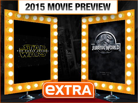 Now Playing Live! 2015 Movie Preview: 'Star Wars,' 'Jurassic World' and More