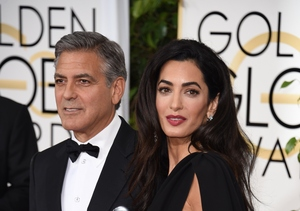 Amal and George Clooney Show Support for Paris: 'We've Just Been Really Moved'