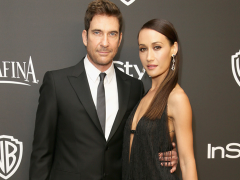 are maggie and dylan mcdermott still dating