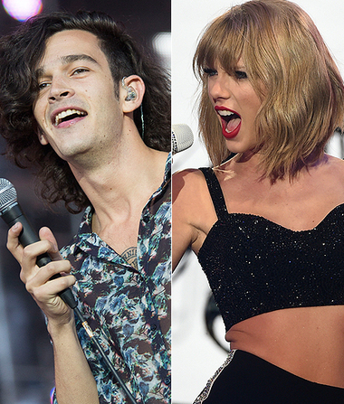 taylor swift dating matt healy After addressing rumors about him and taylor swift dating in a well, kind of confusing way, the 1975 singer matt healy has taken the time to clarify why he said that dating taylor swift would be a man thing, a de-masculinating, emasculating thing.