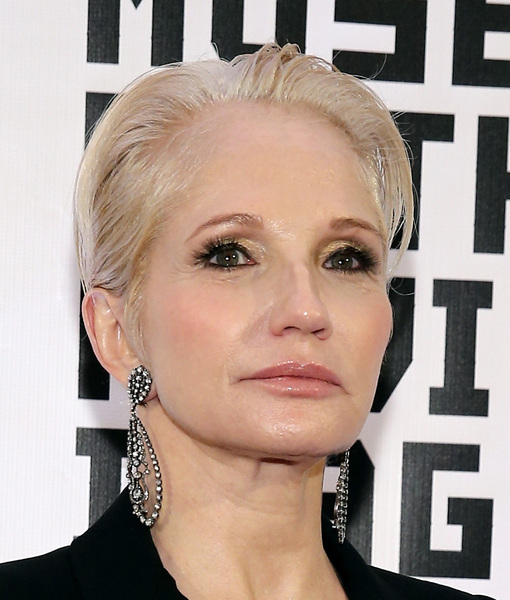 Romance Report: Ellen Barkin Dating Amal Clooney's Law Colleague... Guess Where…