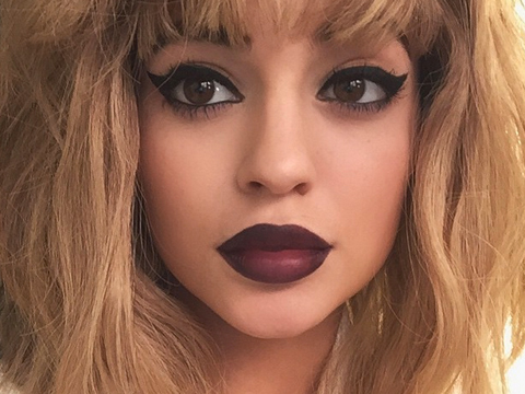 Kylie Jenner Undergoes Complete Transformation for Love Magazine - Pic