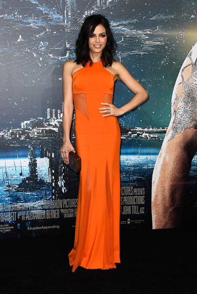 Look of the Week: Jenna Dewan-Tatum Is a Tangerine Dream