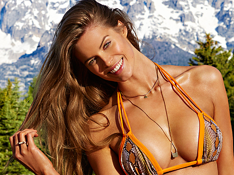 Sports Illustrated Model Labeled Plus Size Is Creating