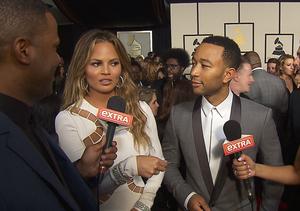 John Legend and Chrissy Teigen Answer an Embarrassing Question