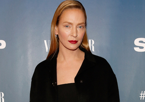 Uma Thurman Speaks Out About Dramatic New Look on 'Today'
