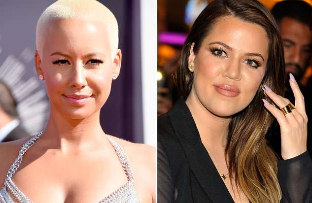 Celebrity Feud! Amber Rose Said WHAT About Khloé Kardashian?