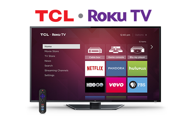 Win It! A TCL Roku TV