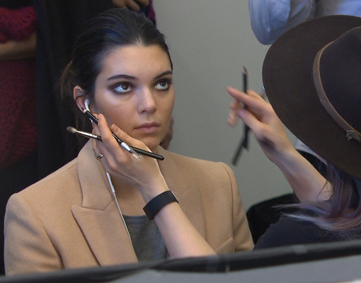 NYFW 2015: Backstage with Top Designers' Hair and Makeup Teams
