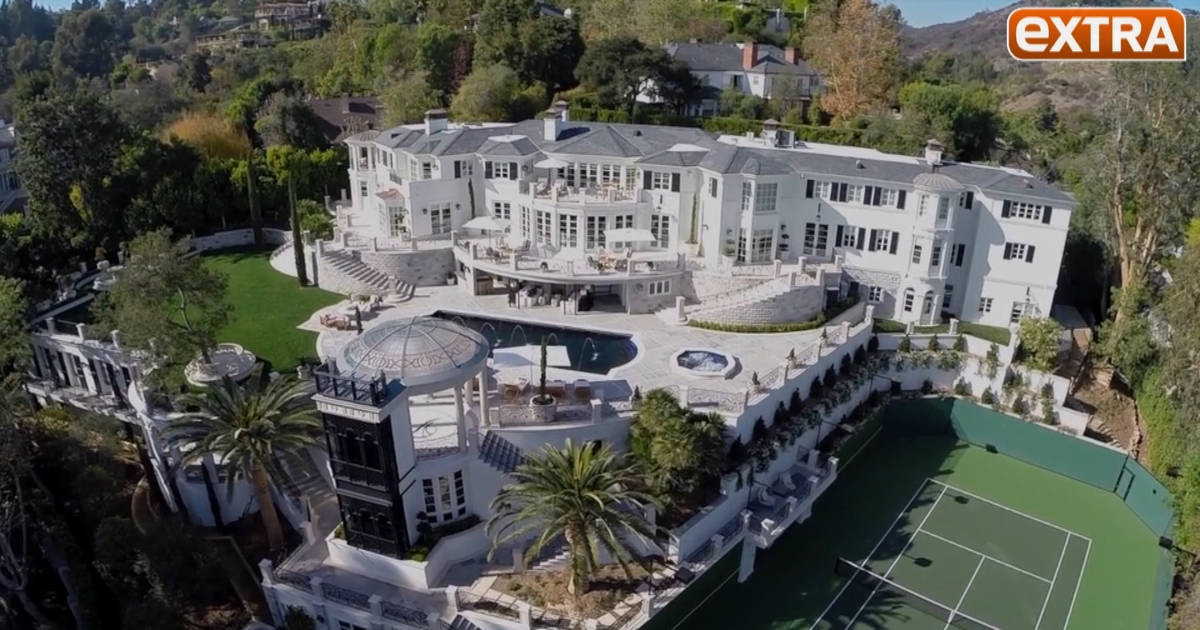 Check Out The Incredible 65 Million Bel Air Liongate