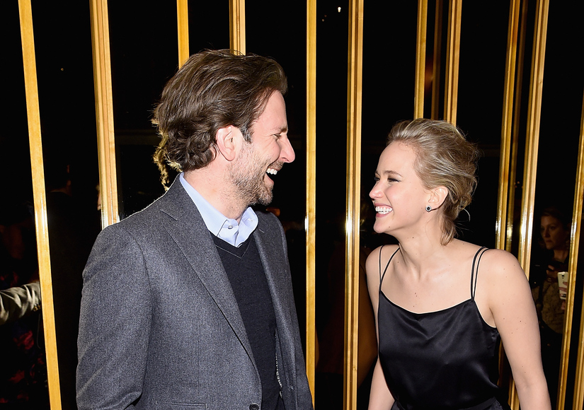Jennifer Lawrence and Bradley Cooper Open Up About Close ...