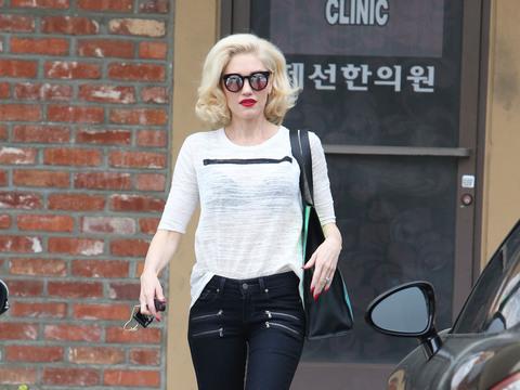 Steal Gwen Stefani's Edgy