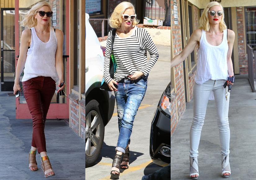 Steal Gwen Stefani's Edgy Street Style | ExtraTV.com