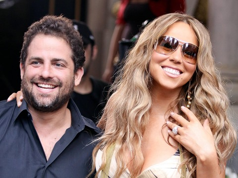 Mariah Carey & Brett Ratner Spied Getting Cozy