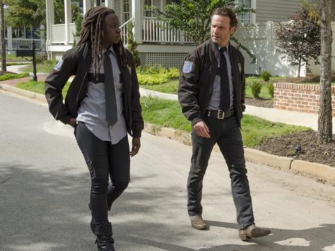 'The Walking Dead' Season 5