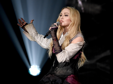 Madonna Dishes on Upcoming