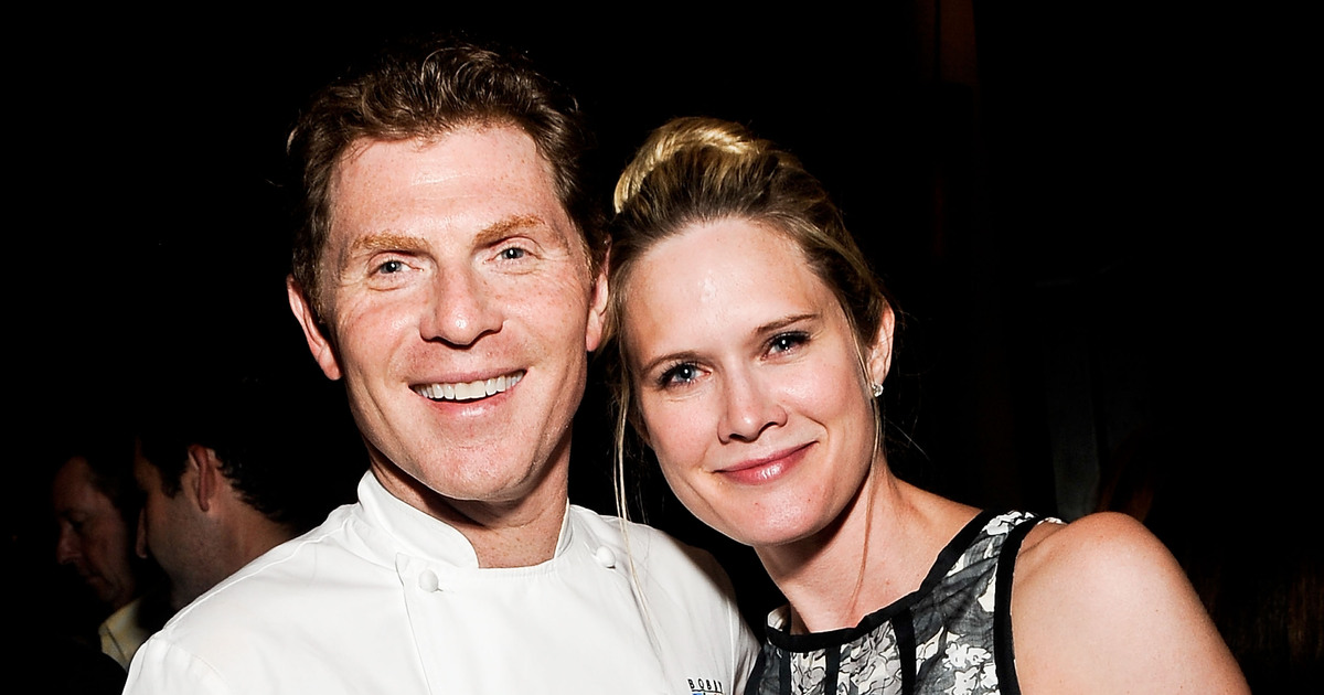 chef bobby flay files for divorce first who does the. Black Bedroom Furniture Sets. Home Design Ideas