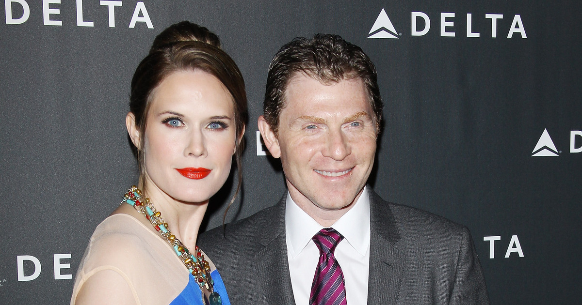 Chef Bobby Flay's Divorce Heats Up, March Wages War ... Bobby Flay And Stephanie March Wedding