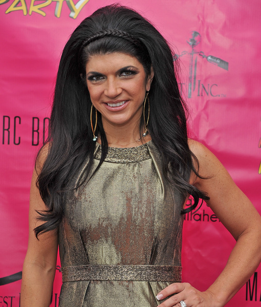 The Taste of Freedom! Teresa Giudice No Longer Under House Arrest