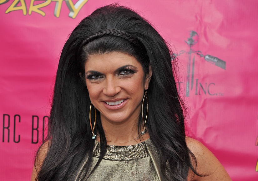 Teresa Giudice: Her Celebrity Feud from Behind Bars!