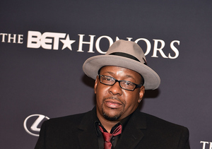 Watch Bobby Brown Tear Up at Heroes and Legends Awards Ceremony