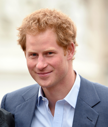 Prince Harry Wild about His New Niece