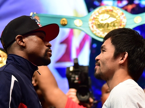 Stars Come Out for Pacquiao