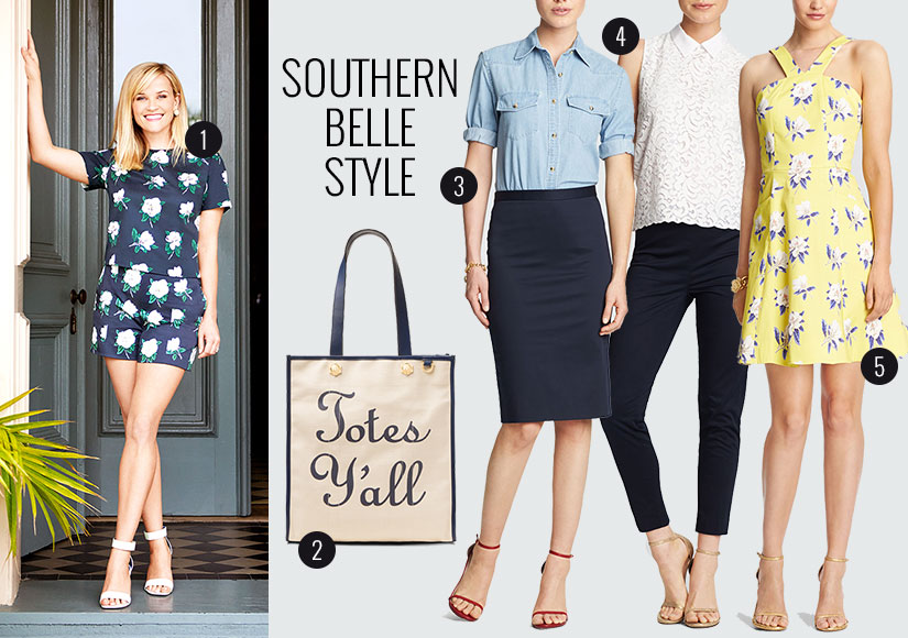 shop reese witherspoon s new draper clothing line
