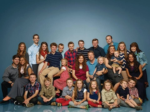 The Duggars' First Words on