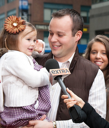 Josh Duggar May Be Dropped from '19 Kids and Counting'