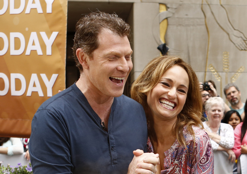 Are Bobby Flay and Giada De Laurentiis dating?
