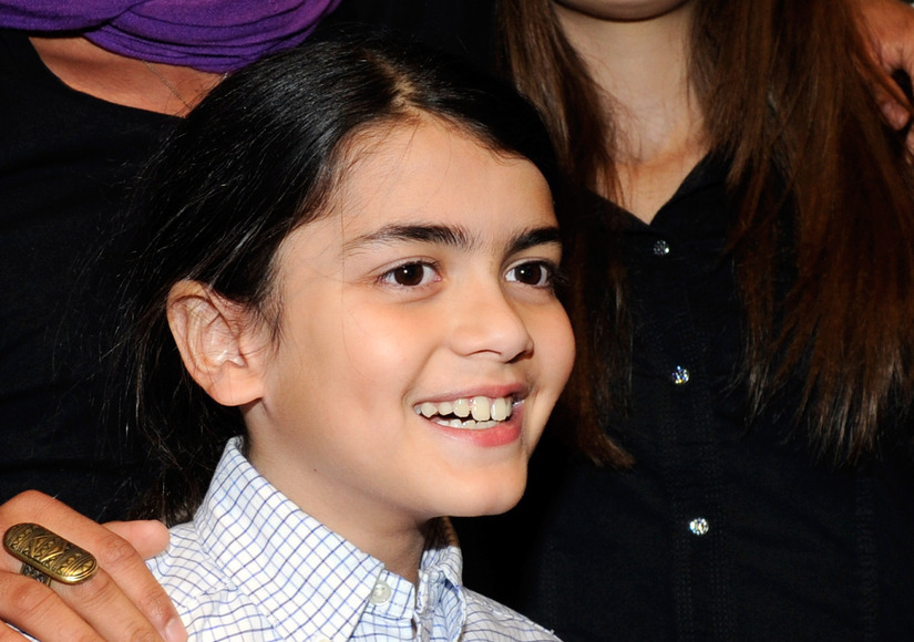 blanket jackson is so grown up in yearbook photo and going by a new name extratv com