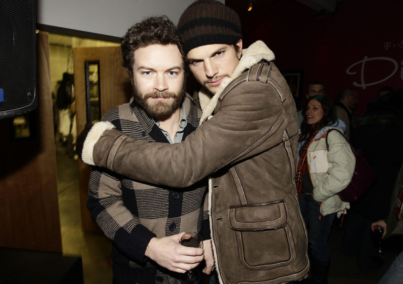 'That '70s Show' Reunion! Ashton Kutcher and Danny ...