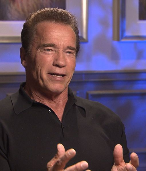 Arnold Schwarzenegger Opens Up About Private Life, Promises He'll Be Back for…